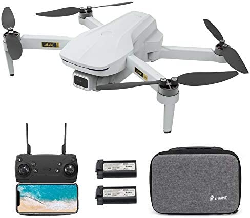 EACHINE EX5 GPS Mini Drone with 4K UHD Camera for Adults 60 Mins Flight Time 5G GHz Wifi FPV product image