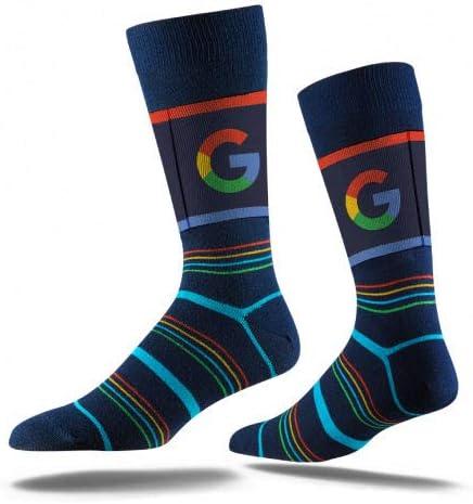 Custom Full Color Business Crew Sock - 30 PCS - .95/EA - Promo