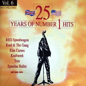 Number One Hits of 1981 1982 1983 (CD Compilation, 18 Tracks)