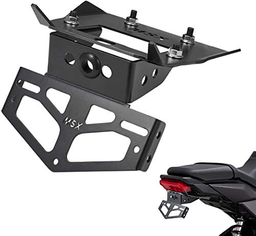 Grom Fender Eliminator Kits 2021 2020 2019 2018 2017 MSX125 Grom License Plate Bracket Holder