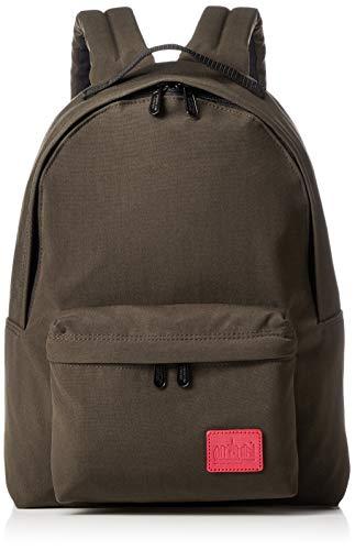 [マンハッタンポーテージ] 正規品【公式】CORDURAWaxed Nylon Fabric Collection Big Apple Backpack JR リュック MP1210JRWXN_DBN ブラウン One Size