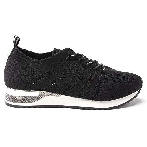 JANE KLAIN 36752 Damen Sneaker Schwarz 36 EU