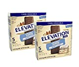 Millville Elevation Advanced Carb Conscious Better for You Coconut Almond Endulgent Bars - 2 Boxes