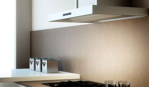 berbel Wandhaube Emotionline BWH 120 EL (600-950mm) Umluft weiß/schwarz/Edelstahl/RAL-Farbe/Effektbeleuchtung