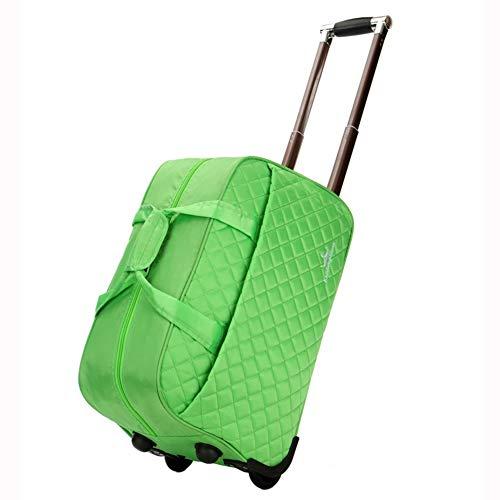 ZHANGQIANG Valigia Bagagli da Viaggio Valigia da Borse da Viaggio Borse da Viaggio Borse da Viaggio Borse da Donna Borse da Viaggio a Mano Fine Settimana Carrello a Mano Trendstar