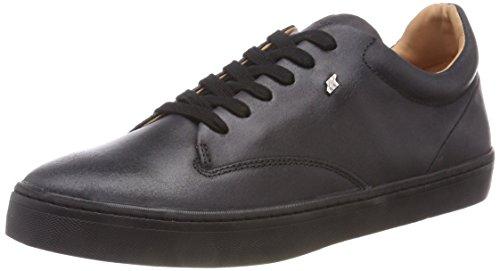 Boxfresh Herren ESB Sneaker, Schwarz (Black Blk), 43 EU