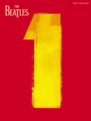 The Beatles: 1: Songbook für Klavier, Gesang, Gitarre