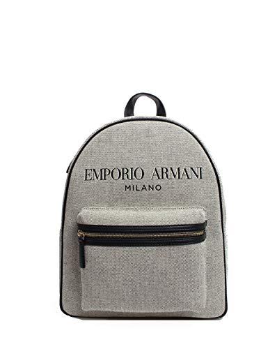 Emporio Armani Mochila mujer Y3L105Y266A beige/negro