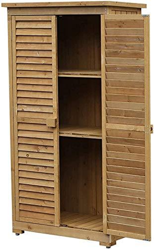 Holz Gartenschrank Gerätehaus...