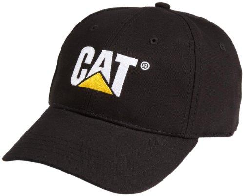 Caterpillar -Gorra de béisbol Hombre