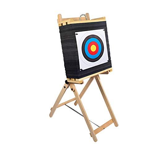 TARGET est Bogenschießen Zielscheiben Set 60x60x20cm
