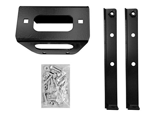 Review Of SuperATV Heavy Duty Winch Mounting Plate for Polaris RZR 800/800 S / 4 800 (2008+) - For 4...