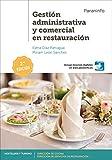 Gestión administrativa y comercial en restauración 2.ª edición 2019