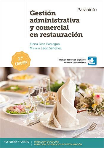 Gestión administrativa y comercial en restauración 2.ª edición