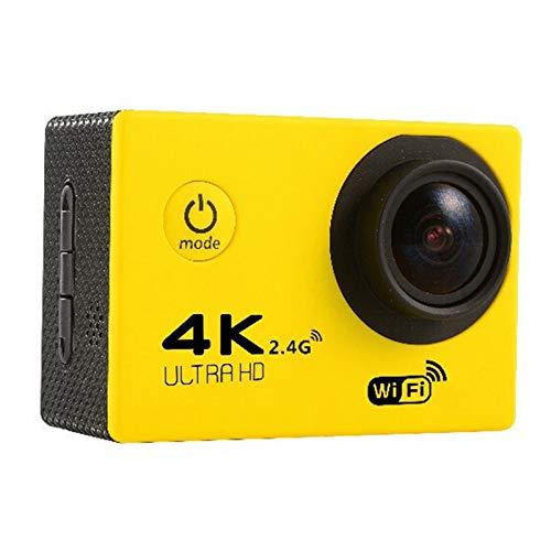 RJJG F60R 4k WiFi cámara de acción a Distancia 1080p HD 16MP...