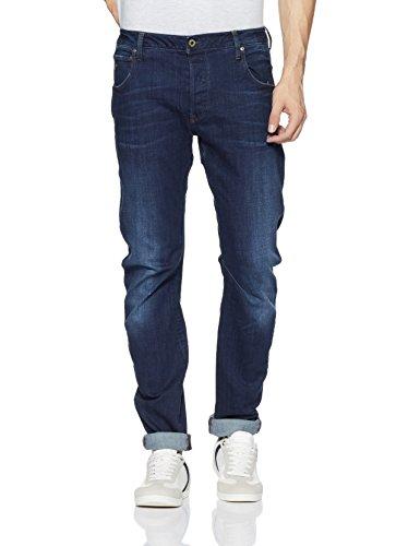 G-STAR RAW Men's Arc 3D Slim Jeans, Dk Aged, 29W / 30L