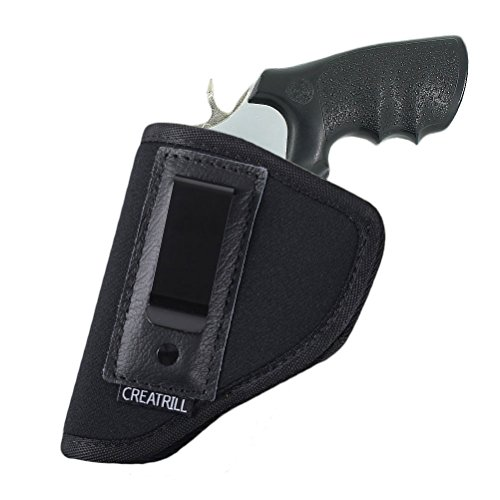 CREATRILL Inside The Waistband Holster   Fits Most J Frame...