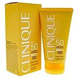Clinique Body Cream SPF 50 with Solar Smart 5 oz