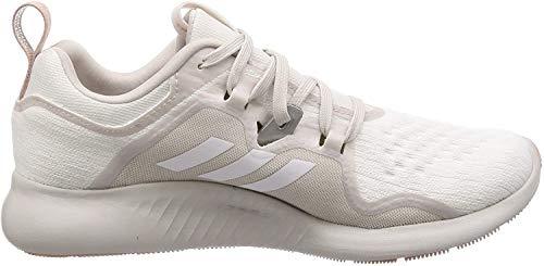 adidas Damen Edgebounce Fitnessschuhe, Weiß (Ftwbla/Griuno/Percen 000), 39 1/3 EU