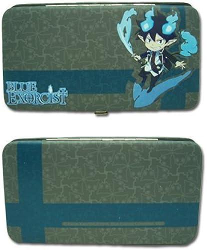 mejor precio Great Eastern Entertainment azul Exorcist - Rin Hinge Hinge Hinge Wallet by Great Eastern Entertainment  autentico en linea