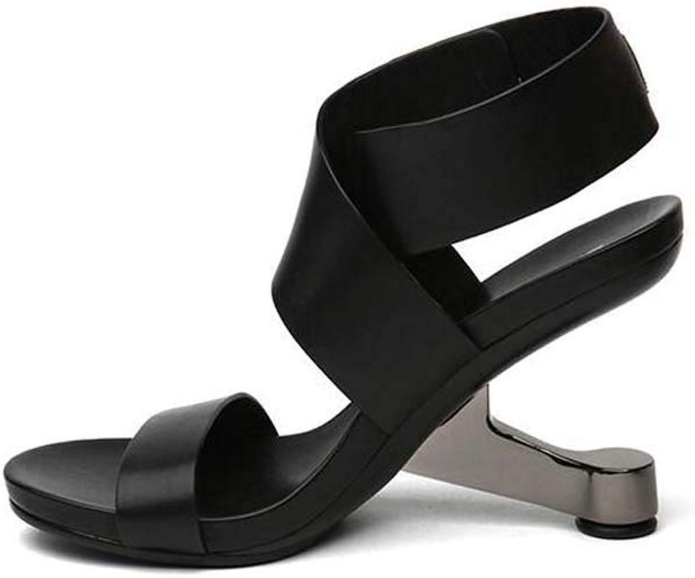 Damen Cross Strap Sandalen, Schnürschuhe Freizeitschuhe Keilabsatz Blockabsatz Sandalen Sandalen  Online Einkaufen