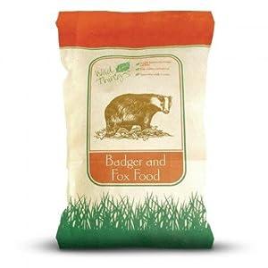 Wild Things Badger & Fox Food 2kg x 2