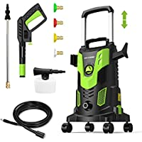 Paxcess 3,000PSI 2.5GPM Electric High Pressure Power Washer
