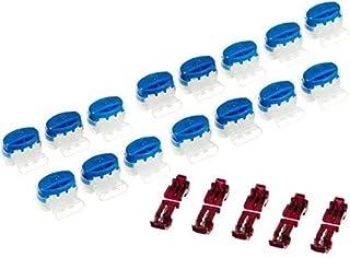 genisys - Conector de cable y 5 terminales de conexión compatibles con Robomow ® MC* MS* RL * RM* - Caja resellable - Orig...