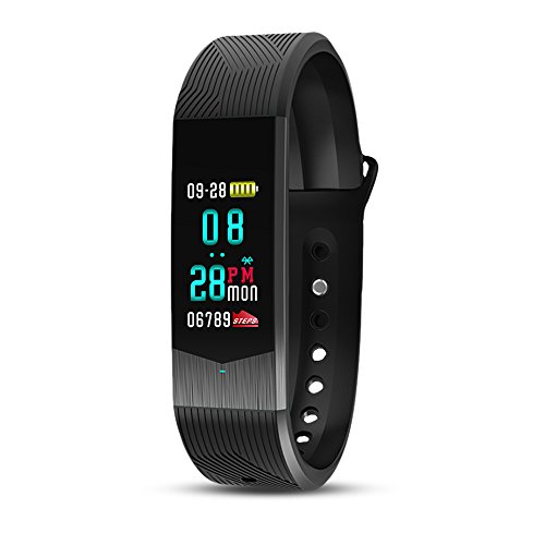 Fitness Tracker, SKMEI Fitness Watch, Colorful Touch Screen...