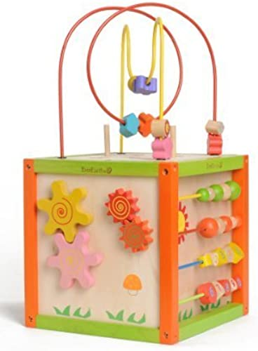 Everearth 5-in-1 Garden Activity Cube by EverEarth