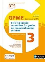 Domaine d'Activité 3 - Bts Deuxième Annee Gpme (Dom Act Gpme) Livre + Licence Eleve - 2019