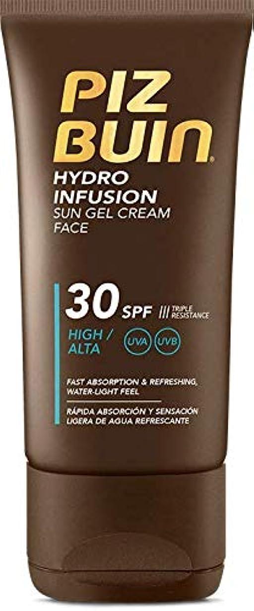 殺人者アクセスできない水差しPiz Buin Hydro Infusion Sun Gel Cream SPF 30 150ml