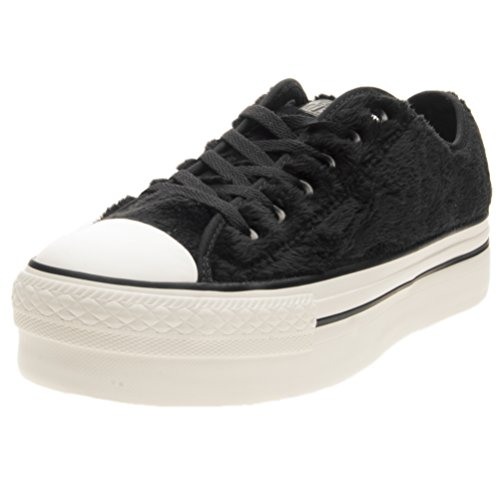 CONVERSE 558974C CT AS OX PLATFORM SNEAKERS Donna BLACK 38