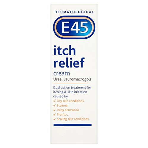 E45 Dermatological Itch Relief Cream, 100 g