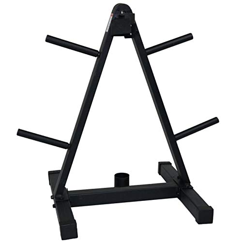 iFlymisi Barbell Plates A Frame Rack, Standard Weight Plates Storage Stand Weights Storage Rack for Dumbbells, Kettlebells, and Weight Plates