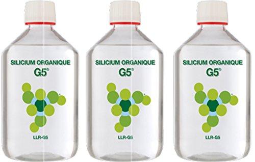 Silicium llrg5 3 x 500ml