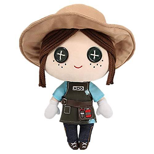 Daiwen Identity V Juego de Juguete de Felpa Cosplay Almohada de Felpa, Figuras de Anime Muñecas Muñeco de Peluche Suave de Dibujos Animados para Niñas Niños