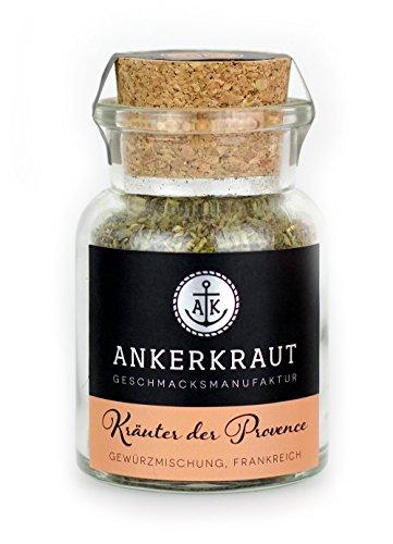 Ankerkraut Kräuter der Provence, Kräutermischung der französischen Küche, 30g im Korkenglas
