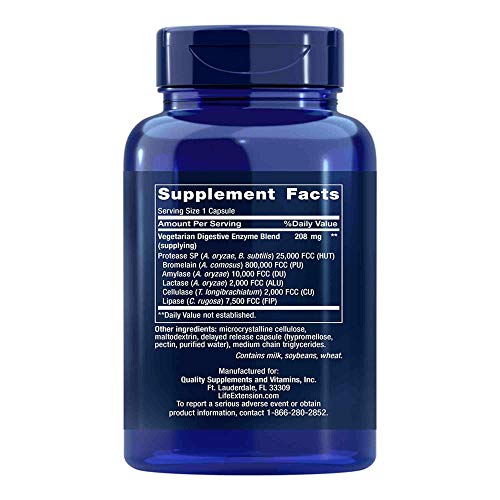 Top 10 Best Buy Digestive Enzymes Comparison