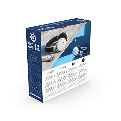 Análisis SteelSeries Arctis 7P Auriculares Gaming Inalámbricos