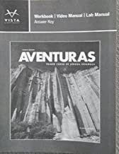Aventuras Workbook Video Manual Lab Manual Answer Key