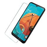 VIESUP [2-Pack] for LG K51 Ultra Clear Screen Tempered Glass - 2pakc Anti-Glare 9H Hardness Screen Protector Glass Film for LG K51 / LG Q51