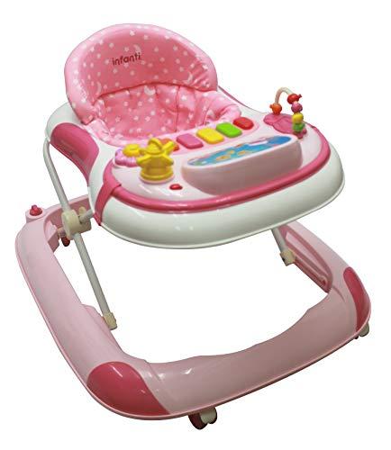 andadera mecedora de bebe fabricante Infanti