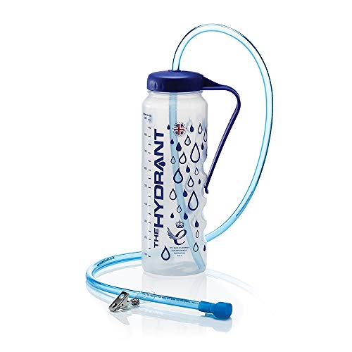 The Hydrant Trinkflasche mit Schlauch 1 Liter