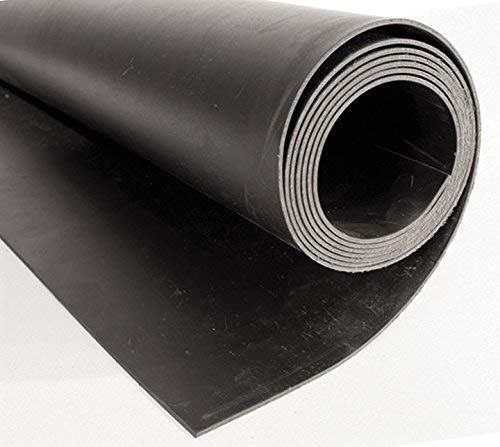 soundsulate 1 lb Mass Loaded Vinyl MLV, Soundproofing Barrier 4' x 4' (16 sf)