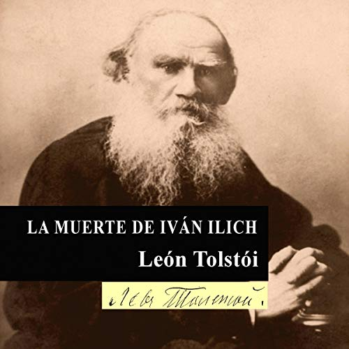 La muerte de Iván Ilich [The Death of Ivan Ilyich] cover art