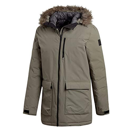 Adidas Xploric Parka Sweatjacke, Herren, Cargo Trace, Herren, Sweatshirt, CY8603.L, L