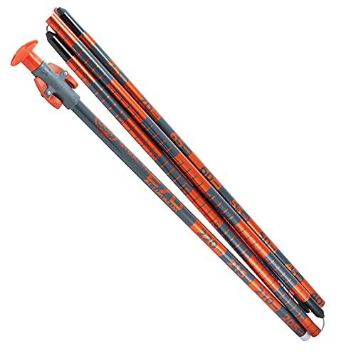 bca Unisex– Erwachsene Lawinensonde Stealth 270 Blue — orange — 23A5002