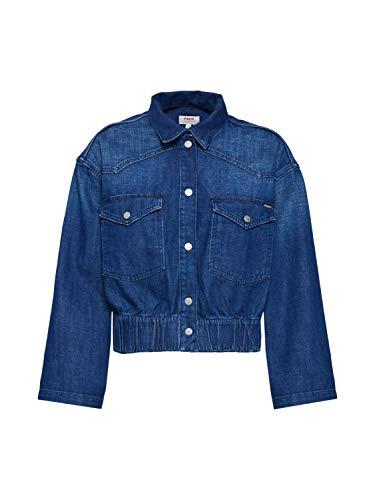 Pepe Jeans Carli Blusa, Azul (9 Oz Luminous Blue 000), Medium para Mujer