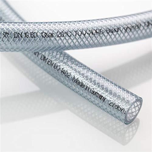 Rehau Rauilam Raufilam E - PVC Gewebeschlauch Meterware 32 mm